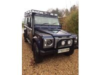 Land Rover Defender 110 TD5 XS County Station Wagon