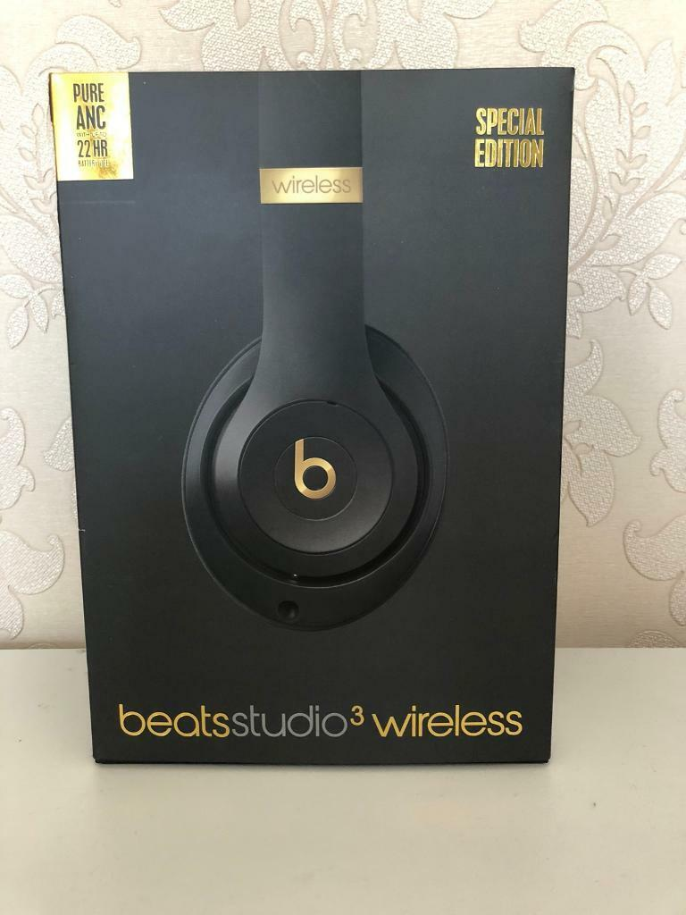 Beats By Dr Dre Beats Studio 3 Wireless Headphone Special