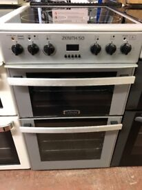 50CM SILVER ZENITH ELECTRIC COOKER