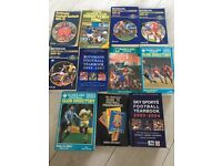 Football books free from rips,barclays,rothmans