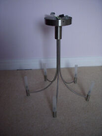 Light fitting 5 bulb - Chandelier style