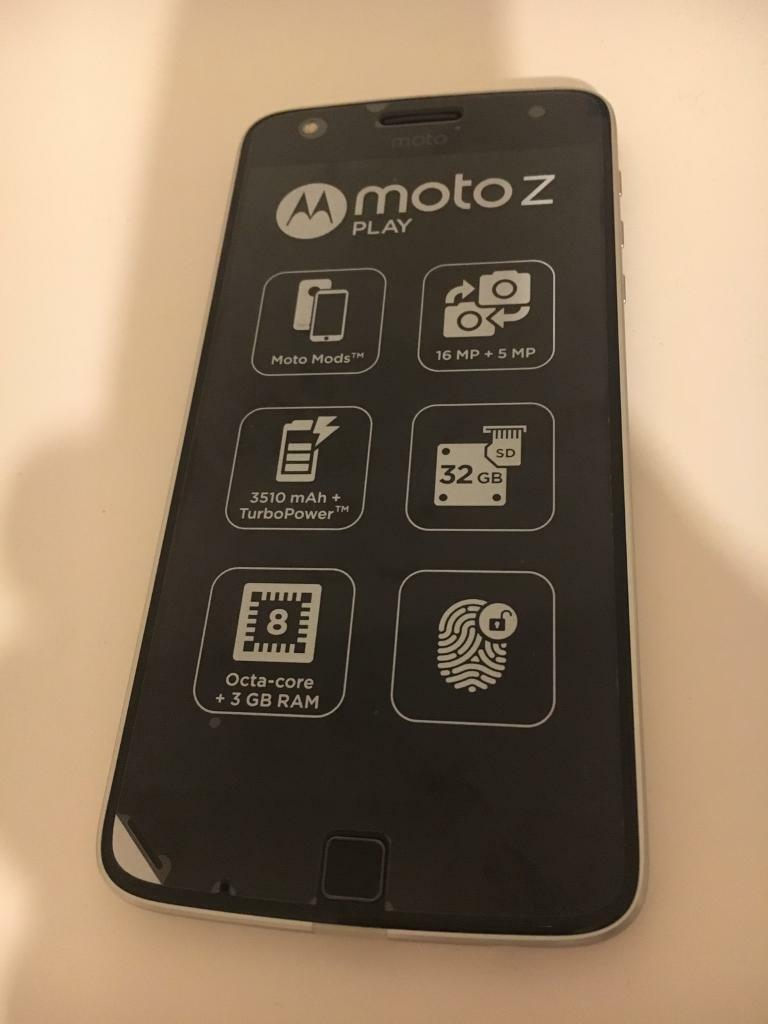 Smartphone Lenovo Moto Zin Watford, HertfordshireGumtree - Smartphone black Lenovo Moto Z NEW ! It comes without box and other accessories !