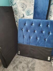 Single storage bed