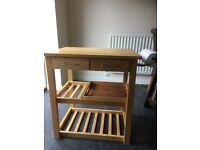 Kitchen island/unit worktop