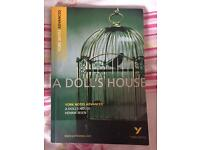 'A Doll's House' study guide