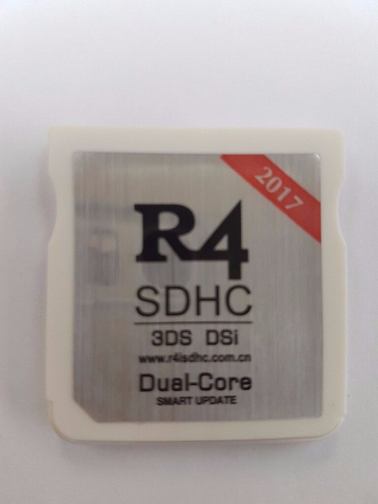 Game card with 50 games for all Nintendo DS