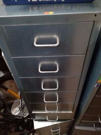 Small Stationary Drawers