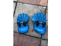 Slazenger wicket keeping gloves