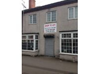 SHOP/HAIRDRESSERS TO RENT Lordens Hill, Dinnington