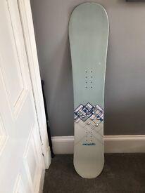 Snowboard Airwalk Matrix 145