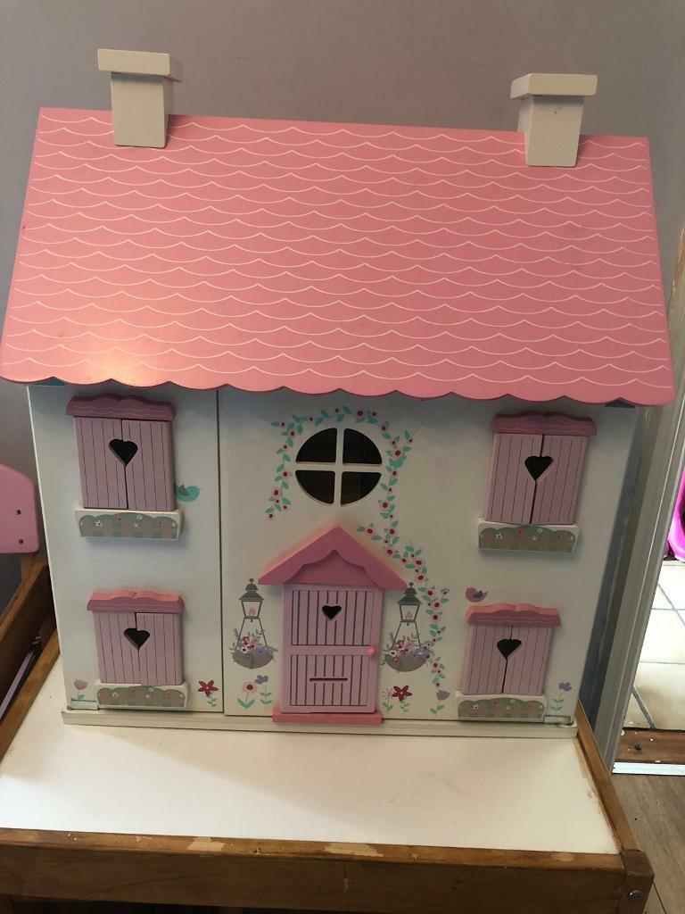 Dolls house and furniture | in Fishponds, Bristol | Gumtree