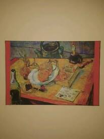 Van Gogh Box Canvas