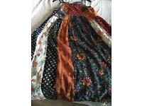 Nexts maxi dress like new size 9 Years