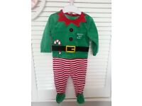 Elf outfit 6-9 months