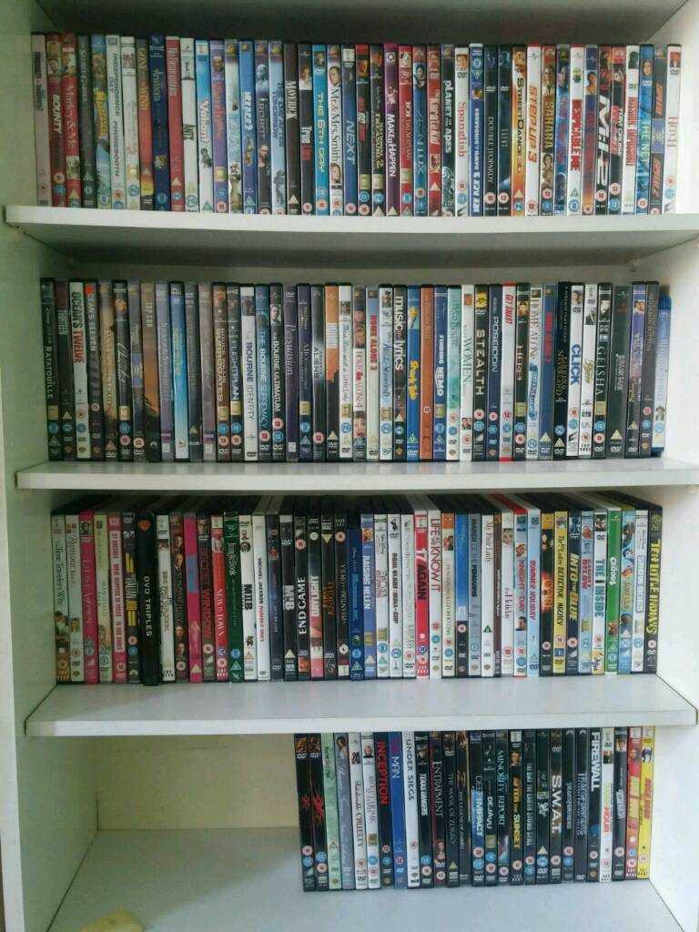 167 DVDin Fulham, LondonGumtree - 167 DVDs in total. Will only sell the whole lot