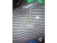 adidas originals polo shirt (s)