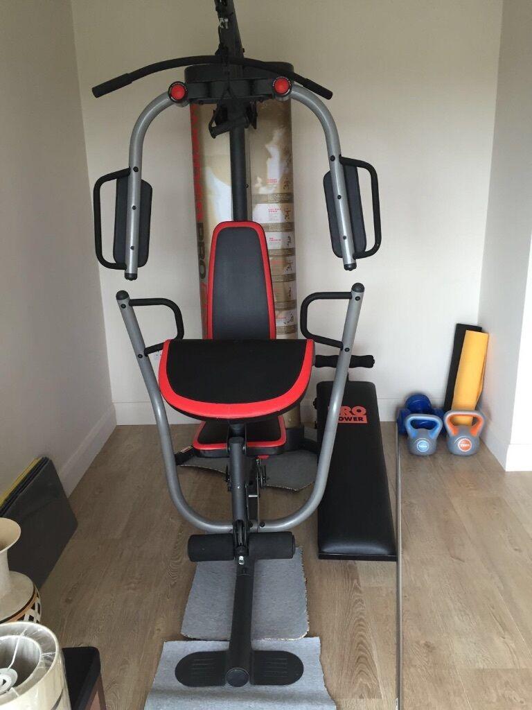 Weider pro home system multi gym in castlewellan