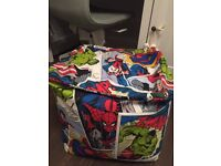 Marvel heroes bean bag