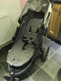 Hauck 3 in 1 travel system buggy pram car seat