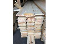 "New timber 4"" skirting board 5.1 metres"