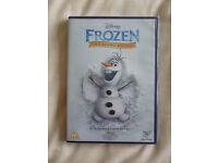 NEW 'FROZEN' SING-ALONG DVD