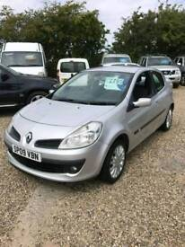 2009 RENAULT CLIO 1.2 2 DOOR HATCH BACK