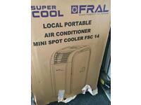 Brand new portable air conditioning