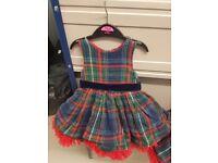 Next dress 1 1/2 to 2 girls