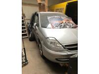 Citroen c8 2005 for spares or repair