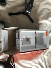 Sony FDR X 3000 Action Cam . Like Gopro 6 but better