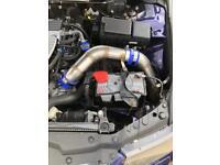 Accord cold air induction kit like injen