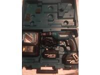 Brand new Makita 18 volt tac gun