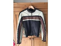 Leather Bike Jacket
