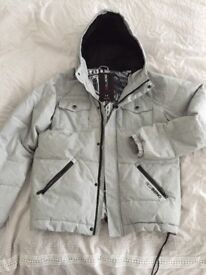 Billabong ski/winter coat age 14