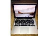 Macbook (13-inch, Late 2011)