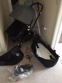Bugaboo cam 3 limited all black