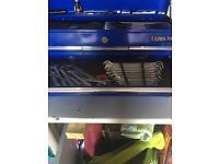 U.S pro tools chest like new