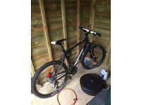 Rockrider 520 btwin mountain bike mtb