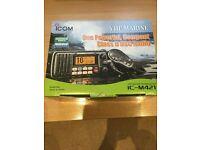 VHF Marine Radio IC- M421
