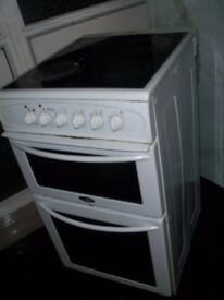 Beling Electric Ceramic Cooker black & white clean condition fully working can install deliver