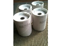 "4 ROLLS OF LOCKING WIRE MS20995C025 - 0.025"" diameter."
