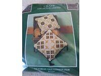Chunky counted cross Stitch kit
