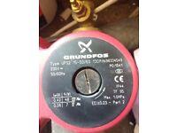 Water Pump Grundfos Central Heating