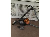 Dyson DC39 ball vacuum cleaner with pet attachment
