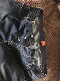 Hugo Boss Orange Jeans - Size 38