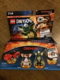 Gremlins Lego dimensions team pack 71256