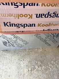 Kingspan home insulation