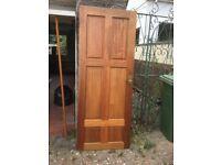3 x Internal Wooden Doors