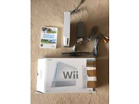 Nintendo Wii with Wii Sports