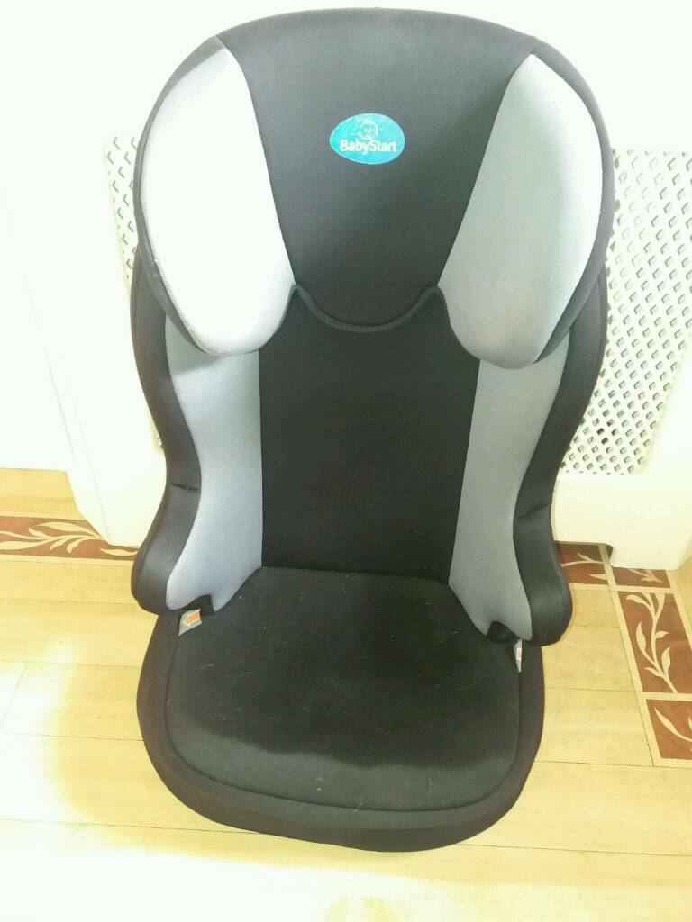 Car seat great condition. Hardly used
